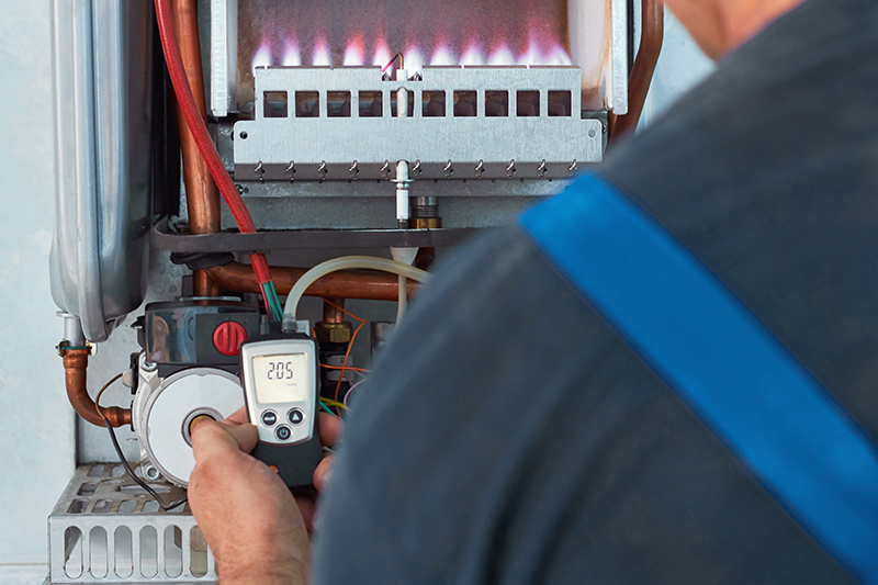 Gas Boiler Service Cost in UK United Kingdom